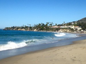 Souther California Beach charity brunch