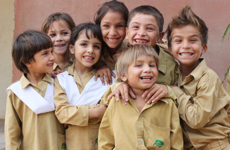 givelight children orphans pakistan partnership tcf citizens foundation school scholarship