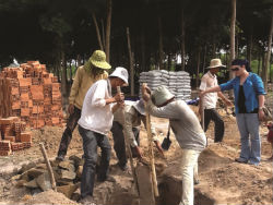 givelight dian alyan children orphans cambodia construction