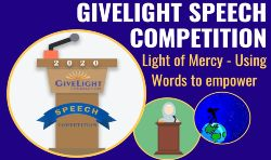 GiveLight Foundation - Speech Competition