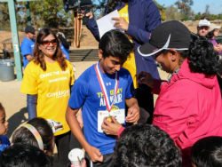 givelight children orphans walkathon awards