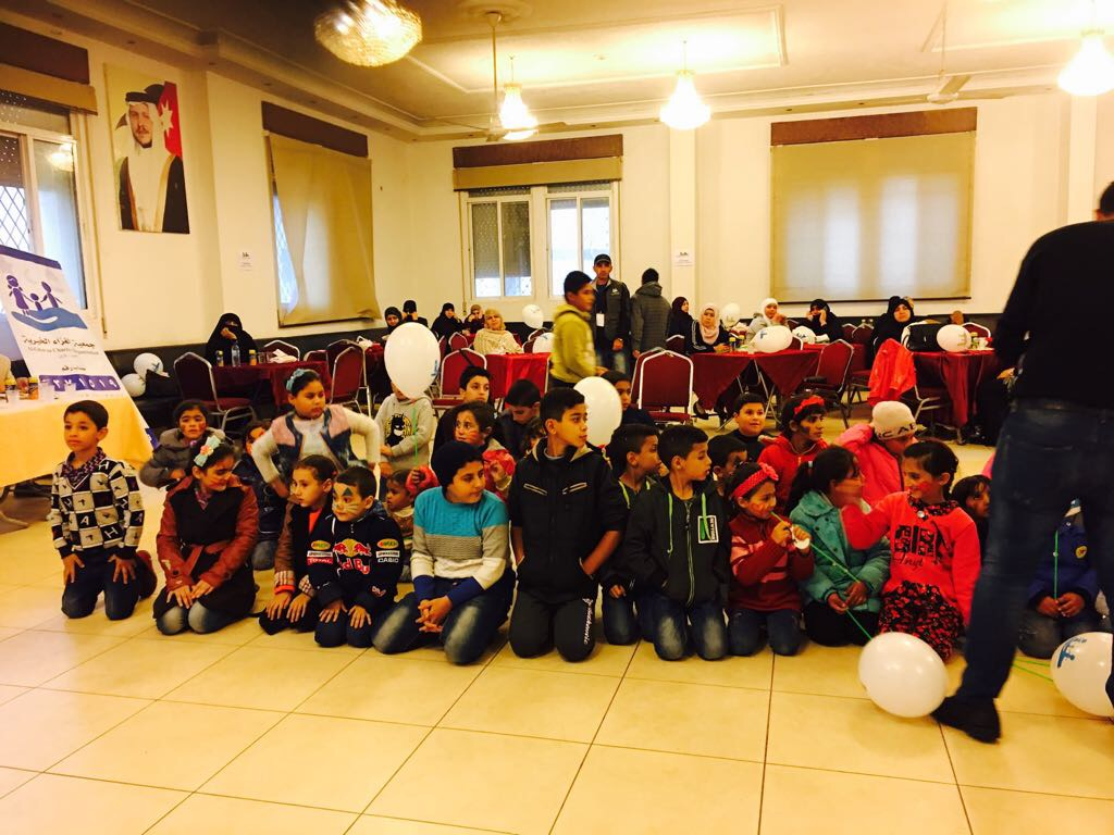 Syrian Orphan Children